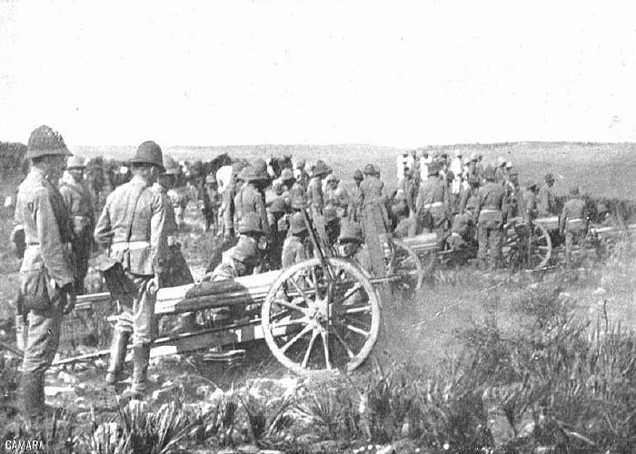 Рифская война (1921 - 1926 г.г.)