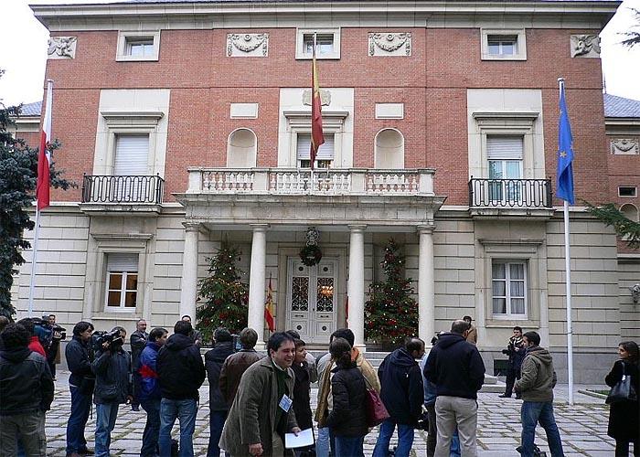Правительственная резиденция Монклоа - колыбель судьбоносных пактов Монклоа