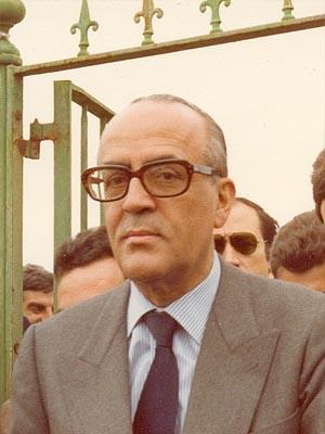 Леопольдо Кальво-Сотело - председатель правительства �спании в 1981 - 1982 г.г.