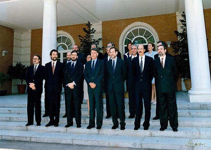 Четвертое правительство Ф. Гонсалеса (1993 г.)