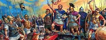 �спания в III в. до н.э. Держава Баркидов