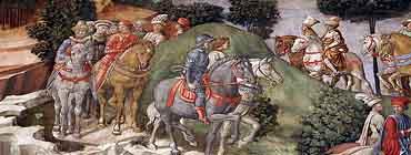 �спания  в IX - XI в.в. Реконкиста