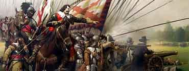 �спания в первой половине XVII века. Тридцатилетняя война (1618 - 1648 г.г.)