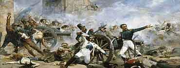Бонапартистская �спания в 1808 - 1814 г.г.