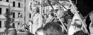 �спания в 1945 - 1959 г.г.