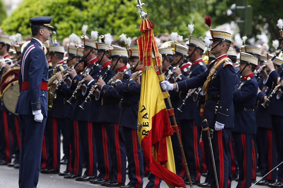 Гимн �спании (исп. La Marcha Real) — один из старейших в мире