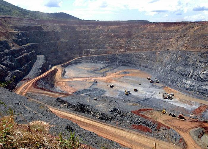 Железные руды �спании
