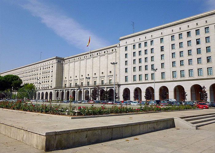 Министерство развития �спании
