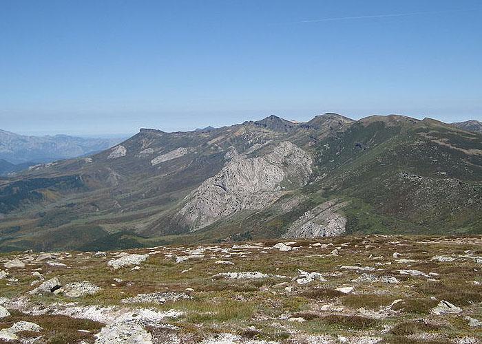 Кантабрийские горы в �спании