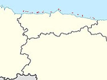 Прибрежные острова Астурии