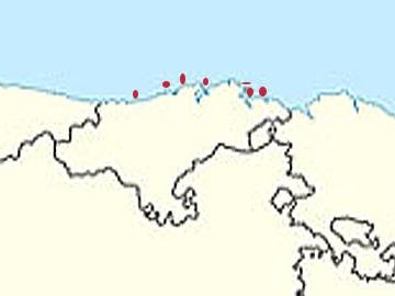 Прибрежные острова Кантабрии