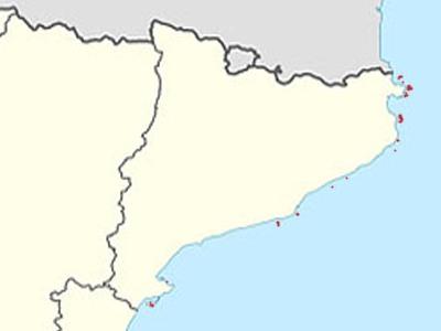 Прибрежные острова Каталонии
