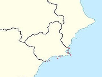 Прибрежные острова Мурсии