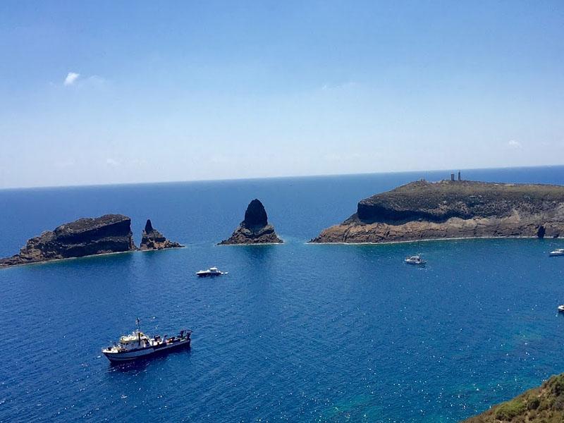 Колумбийские острова (Islas Columbretes) в Средиземном море