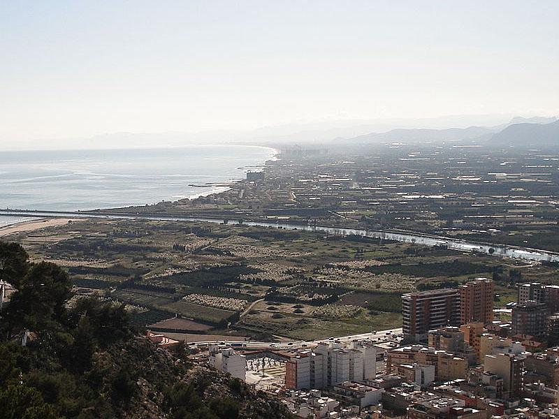Река Хукар (Júcar) впадает в Средиземное море
