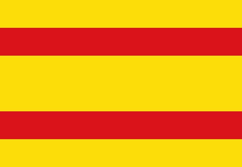 Флаг испанского торгового флота в период 1785 - 1927 г.г.