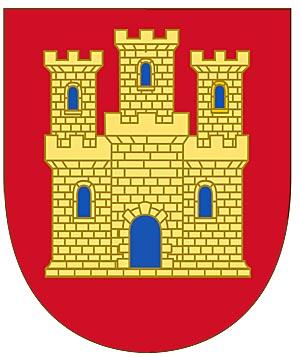 Первая четверть герба �спании - герб королевства Кастилия
