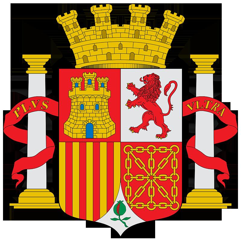 Герб �спании в 1931 - 1938 г.г.