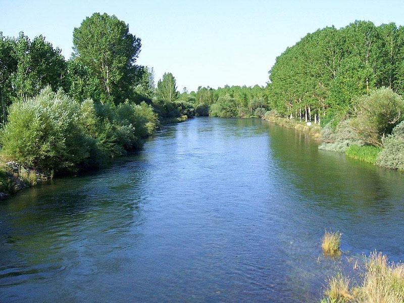 Реки прочих бассейнов Испании